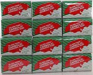 Island Pride Carbolic Germicidal  Soap - 4.41oz - 12 Pack