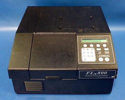BIO-TEK FLx800 Microplate Fluorensce Reader FLX800TBE