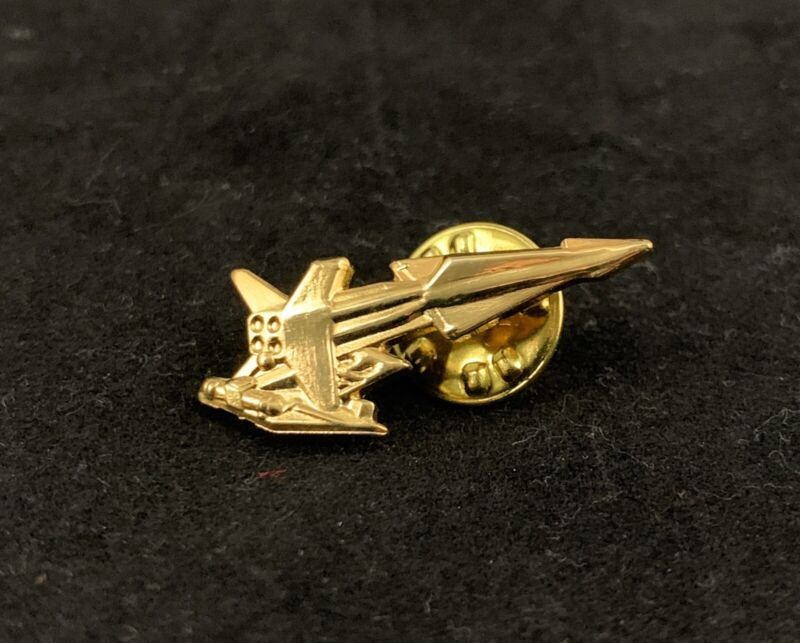 🌟Raytheon US Military MIM-14 Nike Hercules Missile, Gold Pin For Hat Tie Shirt
