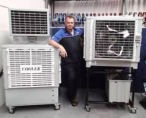 COLD COLD High Volume portable Evaporative Coolers Home or Work Russell Vale Wollongong Area Preview