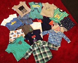 NEW baby boy clothes PLUS sleeping bag Shailer Park Logan Area Preview