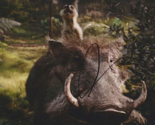 Seth Rogen Signed The Lion King 10x8 Photo AFTAL