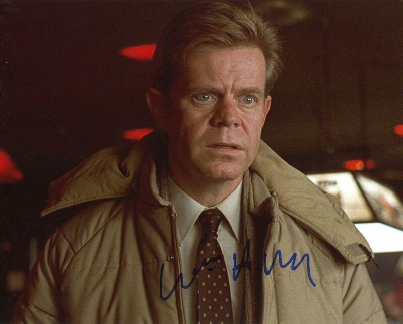 "William H. Macy ""Fargo"" AUTOGRAPH Signed 8x10 Photo ACOA"
