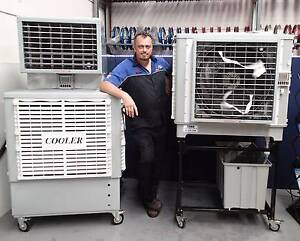 COLD COLD Portable High Volume Evaporative Coolers Home or Work Russell Vale Wollongong Area Preview