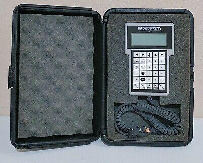 Woodward Handheld Programmer 9907-205 Proact