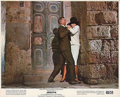 Judith 1966 8x10 movie photo (mini lobby card) #nn