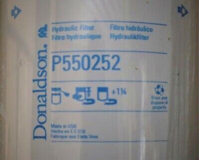 Donaldson P550252 Hydraulic Filter Elementnos