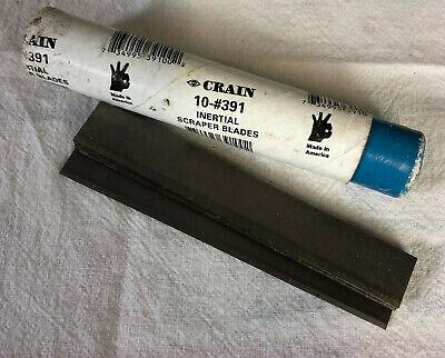 Crain 391 Inertial Scraper Blades New 8 Blades R1s4t3