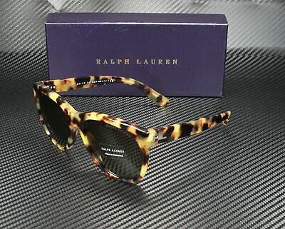 Ralph Lauren RL8141 50043G SPOTTY HAVANA BROWN 56 mm Women's (Ralph Lauren Havana Sunglasses)