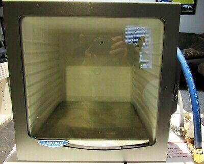 Labconco Model 5530000 Fiberglass Body Vacuum Desiccator Cabinet
