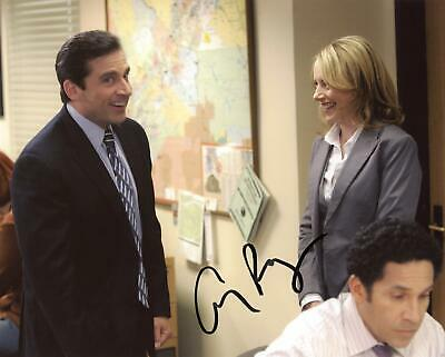 "Amy Ryan ""The Office"" AUTOGRAPH 'Holly Flax' Signed 8x10 Photo B ACOA"