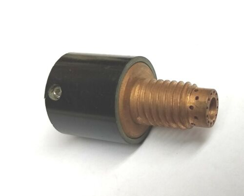Union Carbide 596622 Welder Gun Tip welding Threaded copper adapter spare parts
