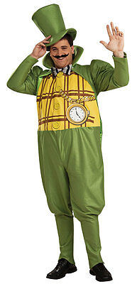 Mayor Wizard of Oz Munchkin Munchkinland Dress Up Halloween Adult Costume](Mayor Costume)