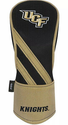 Team Effort Collegiate Hybrid Headcover Central Florida Knights Collegiate Hybrid Headcovers
