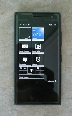 Microsoft Windows Nokia Lumia 735 - 16GB - Gray (Verizon) Smartphone