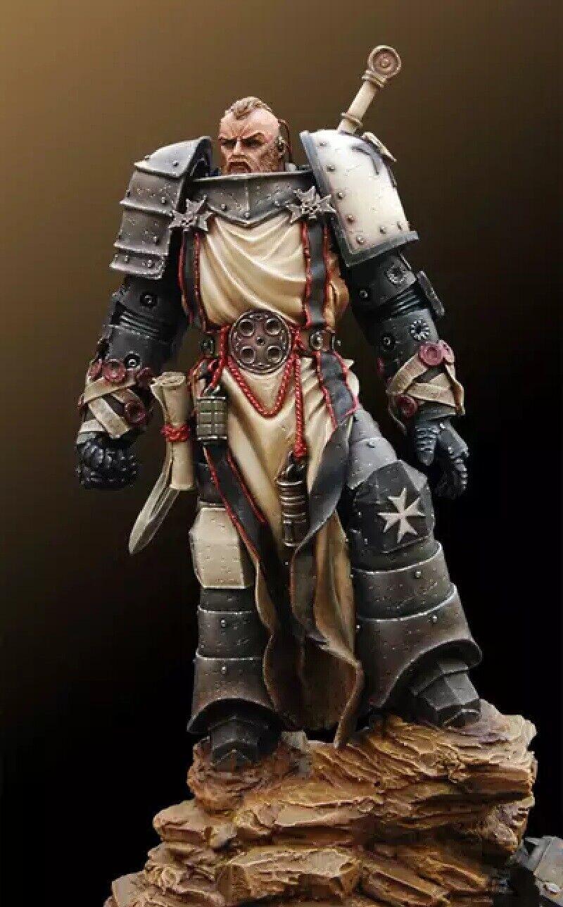 1//24 Resin Figure Model Kit Warrior Knight Queen Love Unpainted Unassambled