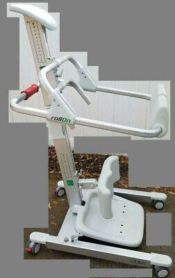 Liko Roll On Standing Aid Patient Lift Hill-rom Co. Why Pay More Buy Gently Used