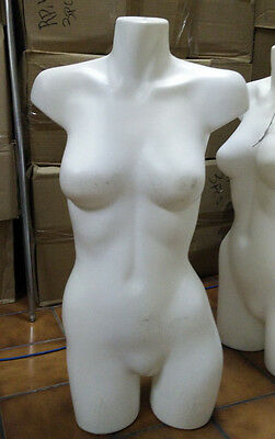 Used Mn-aa 1pc 34 Female Torso Round Mannequin Forms Local Pickup Los Angeles