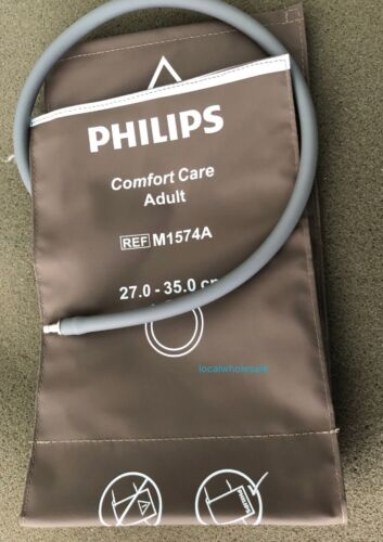 Compatible Philips M1574A Blood Pressure Cuff 27-35cm
