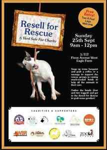 Resell For Rescue Eagle Farm Brisbane North East Preview