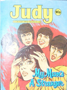 Judy Picture Story Library For Girls No. 248