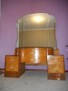 Beautiful retro Art Deco dressing table Canberra City North Canberra Preview