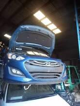 Wrecking Hyundai i30 2013 Hatchback Smithfield Parramatta Area Preview