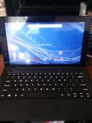 "Insignia Flex NS-P11A8100 11.6"" Android Tablet with Keyboard, 32GB"