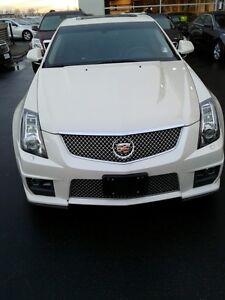 2013 Cadillac CTSV Sedan