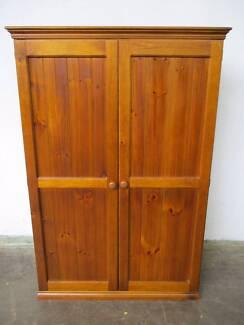 B33036 Large Timber 2 Door Wardrobe Mount Barker Mount Barker Area Preview