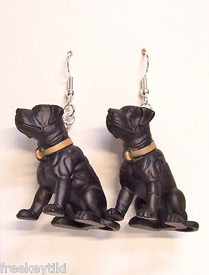 NEW Black Labrador Lab Retriever Dogs 1.5
