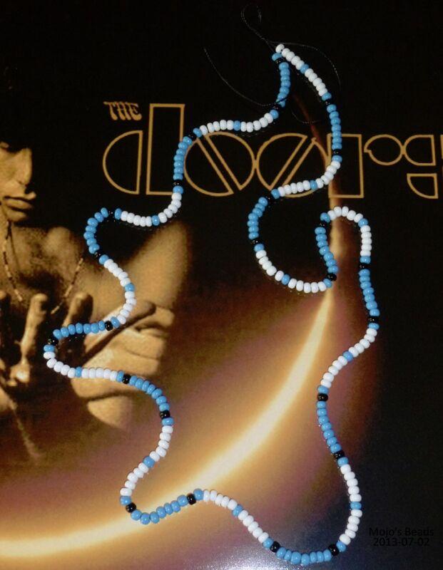 Jimbo Turquoise Jim Morrison Doors 1967 Young Lion Cobra Photo Shoot Beads