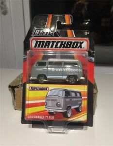 Matchbox - Best Of - VW Volkswagen T2 Bus - $5