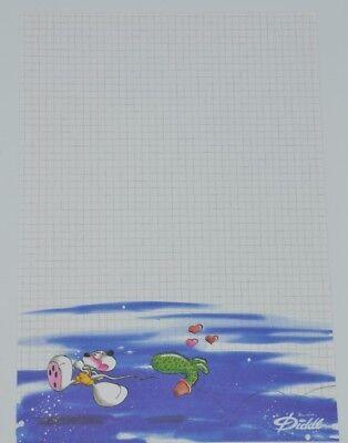 Diddl ein Blatt A4 super selten RAR Sammlung Kaktus Liebe