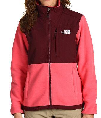 Womens The North Face Denali Fleece Pink Pearl Jacket Xs