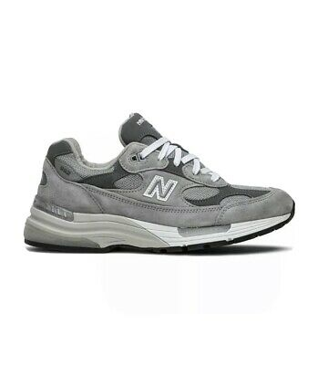New Balance 992 Grey (M992GR) Steve Jobs Size: 7.5-13