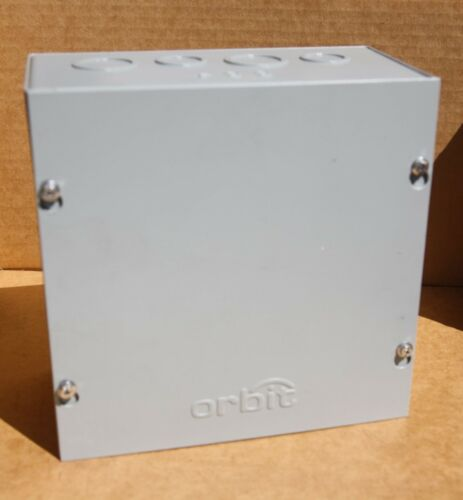 New 5 hp Static Phase Converter Panel Box in a NEMA Enclosure Free Local Pick Up