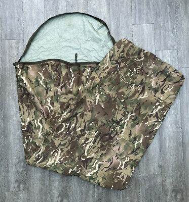 MTP Goretex Bivi Bivvy Bag Sleeping Bag Cover Shelter British Army Cold Weather