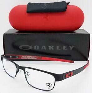 fac0ea78fe NEW Oakley Ferrari Edition Carbon Plate RX Prescription Eye Glasses  OX5079-0453