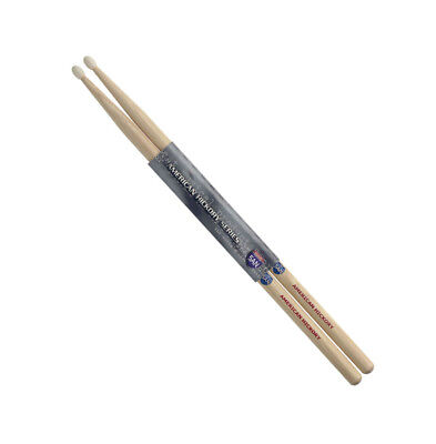 Ahead AMTW Drum Stick Replacement White Sleeve Covers