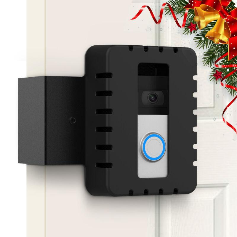 Anti-Theft Video Doorbell Mount for Ring Video Doorbell 1, 2, 3 and 3 Plus