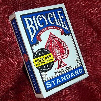 Professional Brainwave Card Deck - Blue Bicycle Box - Magic Trick - Brain Wave