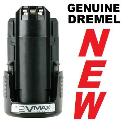 NEW! Dremel B812-02 Battery 10.8V 12V 12 Volt MAX Li-Ion (use w/ 8200 8220 8300)