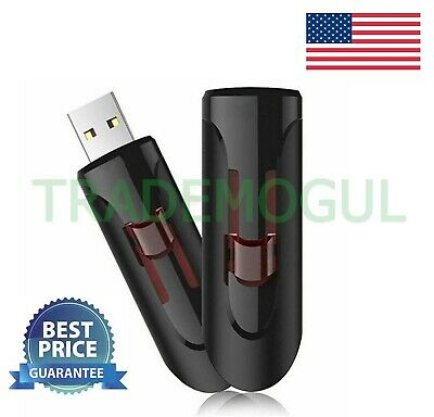 2TB 256GB USB Flash Drive Thumb U Disk Memory Stick Pen PC Laptop Storage USA