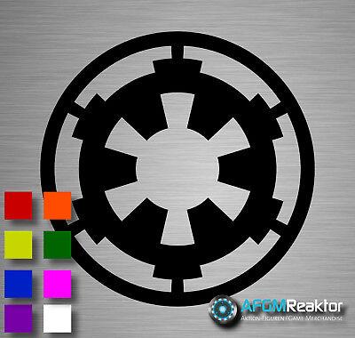 inyl Aufkleber Sticker alternativ ähnlich STAR WARS SERIE (Star Wars Aufkleber)