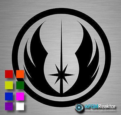 fkleber Sticker alternativ ähnlich STAR WARS JEDI ORDER (Star Wars Aufkleber)