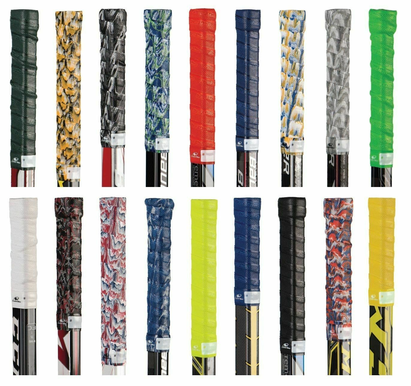Lizard Skins Hockey Stick Handle Sticky Grip Colored DSP Wra