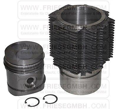 Zylinder mit Kolben Güldner L-79 - G25,G30,G35,G40 Zylindersatz NEU
