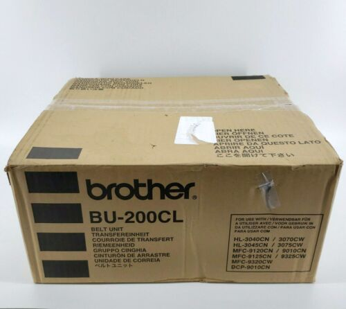 Genuine Brother BU200CL Transfer Belt Unit, 50000 Page-Yield