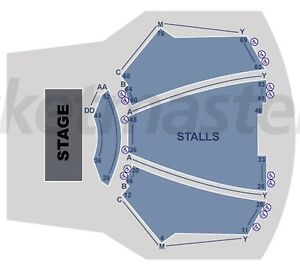 Ronan Keating 2 Tickets row J stalls close to stage Melb 28/10 Heidelberg Heights Banyule Area Preview